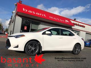 Used 2019 Toyota Corolla LE, Alloy Wheel, Sunroof, Heated Seats, Backup Cam for sale in Surrey, BC