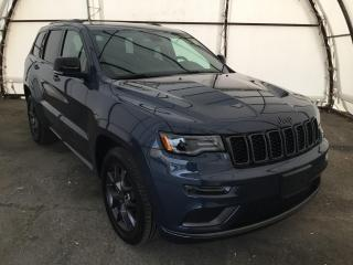 Used 2020 Jeep Grand Cherokee Limited LIMITED-X, POWERED BY OUR UNSTOPABLE FAMOUS 5.7 LITER HEMI for sale in Ottawa, ON