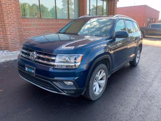 Used 2019 Volkswagen Atlas 3.6 FSI Comfortline 10 to Choose From! Leather, Heated Steering, Adaptive Cruise for sale in Woodbridge, ON