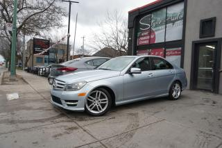 Used 2013 Mercedes-Benz C-Class for sale in Laval, QC
