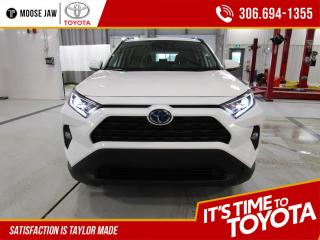 New 2021 Toyota RAV4 Hybrid Hybrid XLE AWD for sale in Moose Jaw, SK