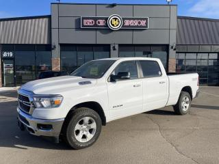 Used 2020 RAM 1500 Big Horn 4x4 Crew Cab 6'4  Box for sale in Thunder Bay, ON