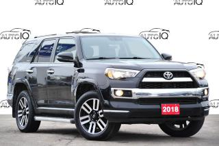 Used 2018 Toyota 4Runner SR5 | 4.0L V6 ENGINE | 3RD ROW SEATS | NAVIGATION for sale in Kitchener, ON