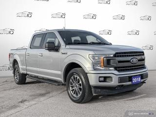 Used 2018 Ford F-150 XLT 4x4 Sport/Navi/20 Wheels for sale in St Thomas, ON