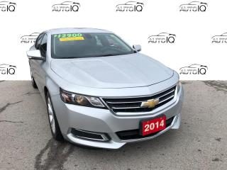 Used 2014 Chevrolet Impala 2LT for sale in Grimsby, ON