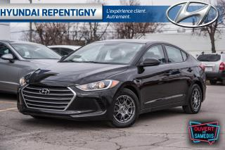 Used 2017 Hyundai Elantra LE 4 PORTES**A/C, SIÈGES CHAUFFANTS, BLUETOOTH** for sale in Repentigny, QC