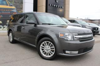 Used 2017 Ford Flex SEL PRE-OWNED, CERTIFIED, ONE OWNER, NO ACCIDENTS! 7 passenger leather pano roof navi awd for sale in Hamilton, ON