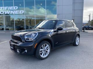 Used 2014 MINI Cooper Countryman Cooper S ALL4 for sale in York, ON