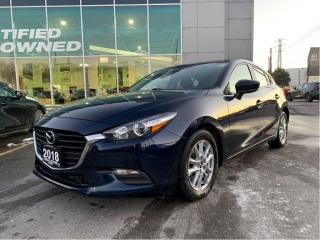 Used 2018 Mazda MAZDA3 GS at SUNROOF / REAR CAM! for sale in York, ON