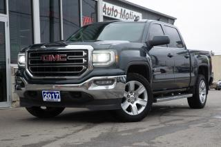 Used 2017 GMC Sierra 1500 SLE BACKUP CAM - HEATED/POWERED SEATS - GREAT CONDITION! for sale in Chatham, ON
