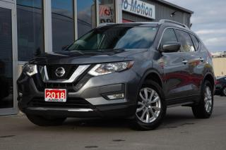 Used 2018 Nissan Rogue 360 BACKUP CAMERA - HEATED/POWERED SEATS - PANO SUNROOF for sale in Chatham, ON
