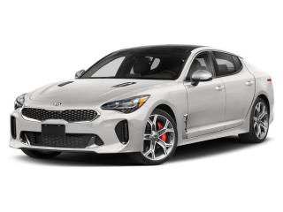New 2021 Kia Stinger GT Limited w/Red Interior for sale in North York, ON