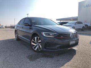 Used 2020 Volkswagen Jetta GLI GLI|Leather|HTD&Cooled seats|Navi|Sunroof|Remote s for sale in Leamington, ON