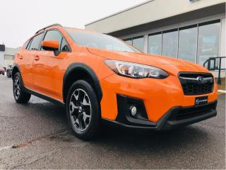 Used 2018 Subaru XV Crosstrek Touring CVT,bluetooth,camera de recul for sale in Lévis, QC