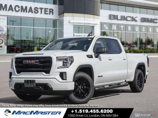 New 2021 GMC Sierra 1500 Elevation OFF ROAD PKG | V8 | 4X4 | BLUETOOTH  | WI-FI HOT SPOT | HEATED SEATS for sale in London, ON
