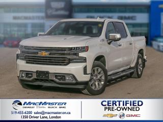 Used 2019 Chevrolet Silverado 1500 High Country for sale in London, ON