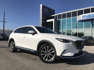 Used 2018 Mazda CX-9 GT AWD With Moonroof for sale in Chatham, ON