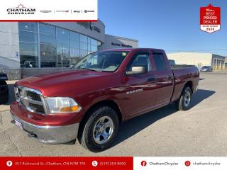 Used 2011 Dodge Ram 1500 2WD Quad Cab 140.5  ST for sale in Chatham, ON
