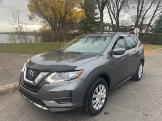 Used 2017 Nissan Rogue S for sale in Roxboro, QC