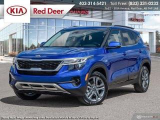 New 2021 Kia Seltos EX for sale in Red Deer, AB