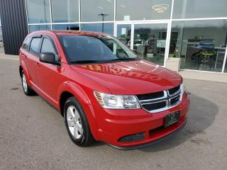 Used 2014 Dodge Journey CVP/SE Plus 5 Passenger, Dual Climate, Passive Entry! for sale in Ingersoll, ON