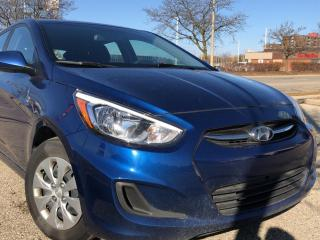 Used 2017 Hyundai Accent 5DR HB MAN GL for sale in Waterloo, ON