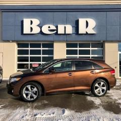 Used 2011 Toyota Venza XLE for sale in Steinbach, MB