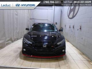 Used 2018 Honda Civic coupe si for sale in Leduc, AB