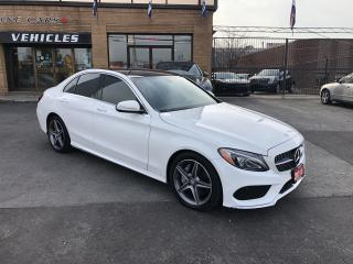 Used 2015 Mercedes-Benz C-Class 4dr Sdn C 300 4MATIC-NAVIGATION-BACK UP CAMERA for sale in North York, ON