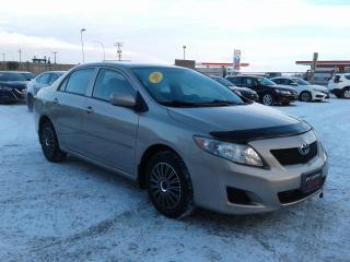 Used 2009 Toyota Corolla CE for sale in Oak Bluff, MB