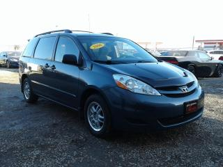 Used 2006 Toyota Sienna CE for sale in Oak Bluff, MB