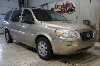 Used 2005 Buick Terraza 4dr Ext WB CXL AWD for sale in Saskatoon, SK