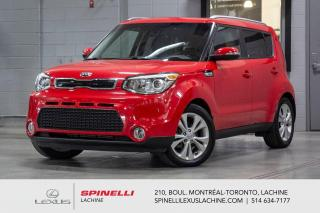 Used 2014 Kia Soul EX AUTO; CAMERA SIEGES CHAUFFANT BLUETOOTH MAGS BAS KILO - SIÈGES AVANT CHAUFFANT - CAMÉRA DE RECUL - BLUETOOTH - MAGS 17'' for sale in Lachine, QC