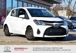 Used 2016 Toyota Yaris HB for sale in Pointe-Claire, QC