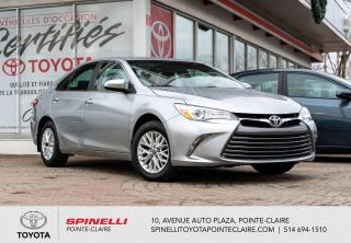 Used 2017 Toyota Camry LE UPGRADE for sale in Pointe-Claire, QC