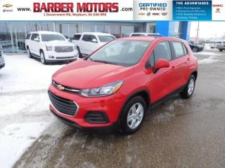 New 2020 Chevrolet Trax LS for sale in Weyburn, SK