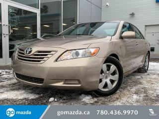 Used 2007 Toyota Camry LE - LOW KM, CLOTH, POWER OPTIONS, GREAT VALUE for sale in Edmonton, AB