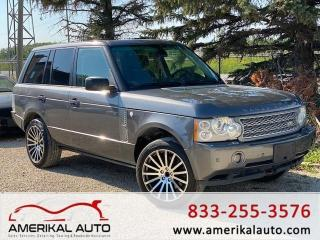 Used 2006 Land Rover Range Rover SC for sale in Winnipeg, MB