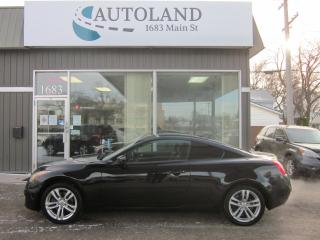 Used 2010 Infiniti G37 Coupe Premium for sale in Winnipeg, MB