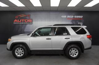 Used 2011 Toyota 4Runner 4WD V6 SR5 + TRAIL ÉDITION TOIT OUVRANT BLUETOOTH for sale in Lévis, QC