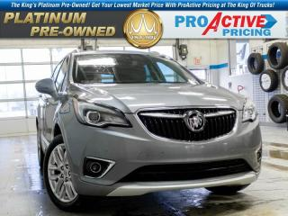 Used 2019 Buick Envision Premium for sale in Kindersley, SK