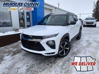 New 2021 Chevrolet TrailBlazer RS for sale in Nipawin, SK