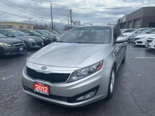 Used 2012 Kia Optima LX+ for sale in Hamilton, ON