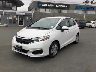 Used 2019 Honda Fit LX - HEATED SEATS BLUETOOTH BACK UP CAMERA for sale in Victoria, BC