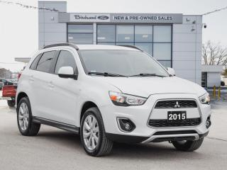 Used 2015 Mitsubishi RVR GT CLEAN CARFAX | LOW KMS | HEATED SEATS for sale in Winnipeg, MB