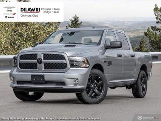 Used 2019 RAM 1500 Classic EXPRESS CREW 4X4 | Finance at 0% with 0 Down! for sale in Nepean, ON
