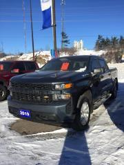 Used 2019 Chevrolet Silverado 1500 Custom for sale in North Bay, ON