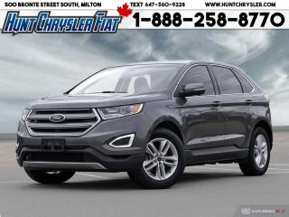 Used 2016 Ford Edge SEL | V6 | NAV | HTD STS & MORE!!! for sale in Milton, ON