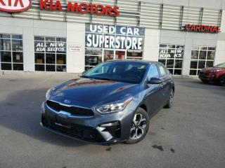 New 2021 Kia Forte EX IVT - Lane Keep Assist, Blind Spot Detection for sale in Niagara Falls, ON