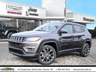 New 2021 Jeep Compass 80th Anniversary for sale in Simcoe, ON